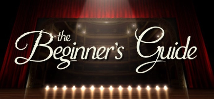 The Beginner's Guide logo