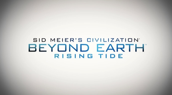 Sid Meier's Civilization: Beyond Earth - Rising Tide logo