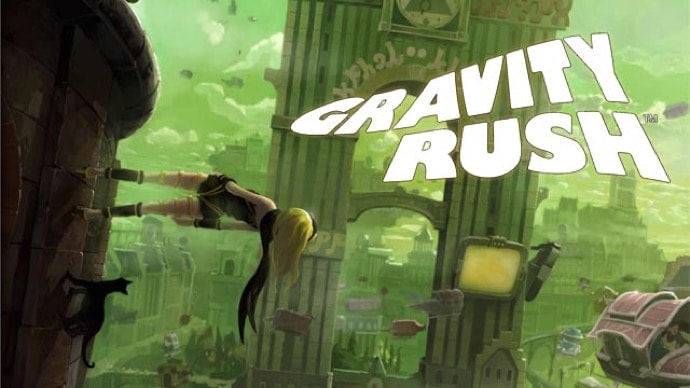 Gravity Rush logo
